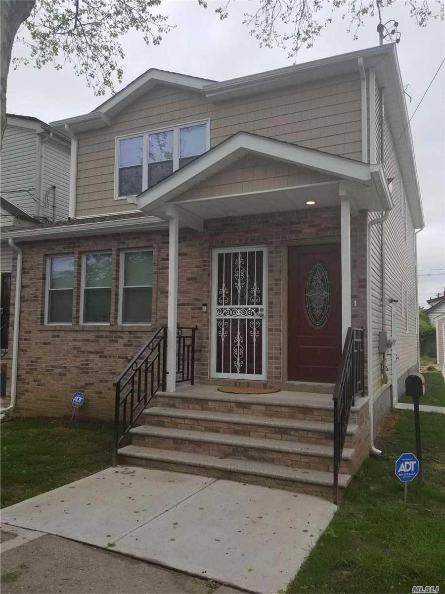 Brand new 3 bedroom, 2 full bathroom apartment. All new Stainless appliances. Hardwood floors throughout. Minutes to multiple bus lines.
