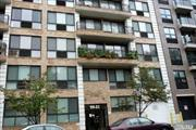 A luxury building in the heart of Rego Park. Take advantage of this high end apartment with its top quality construction. Unit also includes a garage spot, gym and storage unit. Located near all modes of public transportation and shopping.