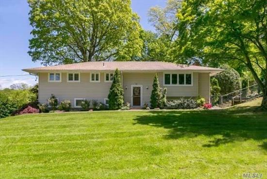 Super Spacious, Sprawling Raised Ranch Situated on Prime, Private, Park Like Property, Fabulous In-ground Pool, Patio & Decking. A Must See! Long List of Updates & Improvements Plus Bonus Space and High End Surprises! Come Enjoy All That Beautiful Glen Cove Has To Offer!