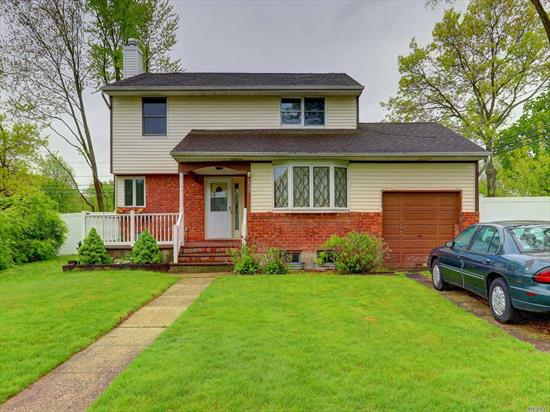 Welcome to this charming colonial! 3 bedrooms, 1.5 baths, living room, dining room, eat-in kitchen, den, beautiful hardwood floors, beautiful quiet block, large private yard, quiet block. Don't miss out on this fantastic opportunity!
