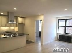 2018 Nov New Renovations, Armstrong 6 Hardwood Flooring, Granite Counter Top & Window Sill, Kohler Shower & Faucets, Auto Bathroom Lights. Original Sponsor Unit, No Board interview Required. Seller Financing Available To Qualified Buyers. 3 Blocks To Broadway Roosevelt E, M, F, R#7 Train Station & Bus Depot. Laundry In Building. Common Charge Include Tax, Heat, Water. Allowed To Be Rented With Board Approval.