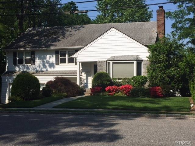 MUST BE SEEN INTERNALLY TO SEE THE VALUE OF THIS 5 LEVEL / SPACIOUS HOME ! 6 BEDROOMS / 3 FULL BATHROOMS / 2 HALF BATHS - BEAUTIFUL WOOD FLOORS THROUGH OUT / SEPARATE MBR SUITE WITH A MBTH / UPDATED KITCHEN. HUGE 3, 494 SQ FT OF SPACE ON A PARKLIKE 70 X 100 LOT!