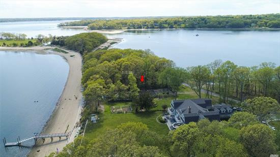 Build your dream home on this spectacular waterfront lot on exclusive Duck Island in Asharoken. Gorgeous views of Northport Bay from one direction and Duck Island Harbor from the other. Possible dock with proper permits. Once in a lifetime opportunity!