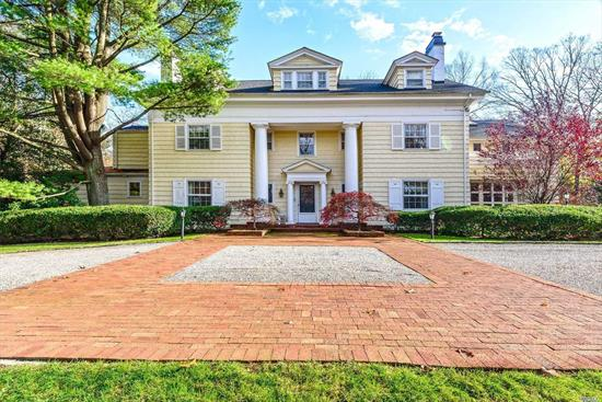Roslyn Estates. Seller Wants Offers ! A True Gem Perfectly Nestled In The Heart Of Roslyn Estates On .73 Beautiful Acres. Offering All Huge Rooms For Entertaining Including, 6 Bed, 4.5 Baths, Formal Living Room, Formal Dining Room, Huge Family Room Off Designer Kitchen, Library/Built Ins/Hidden Bath, 4 Room Master Suite/Dressing Area/Gym, Hardwood Floors, 5 Fireplaces, Fabulous Moldings And Details. Tax Grievance Approval Pending for 2020-2021, Seller Will Issue a $20, 000 Credit Toward Taxes.