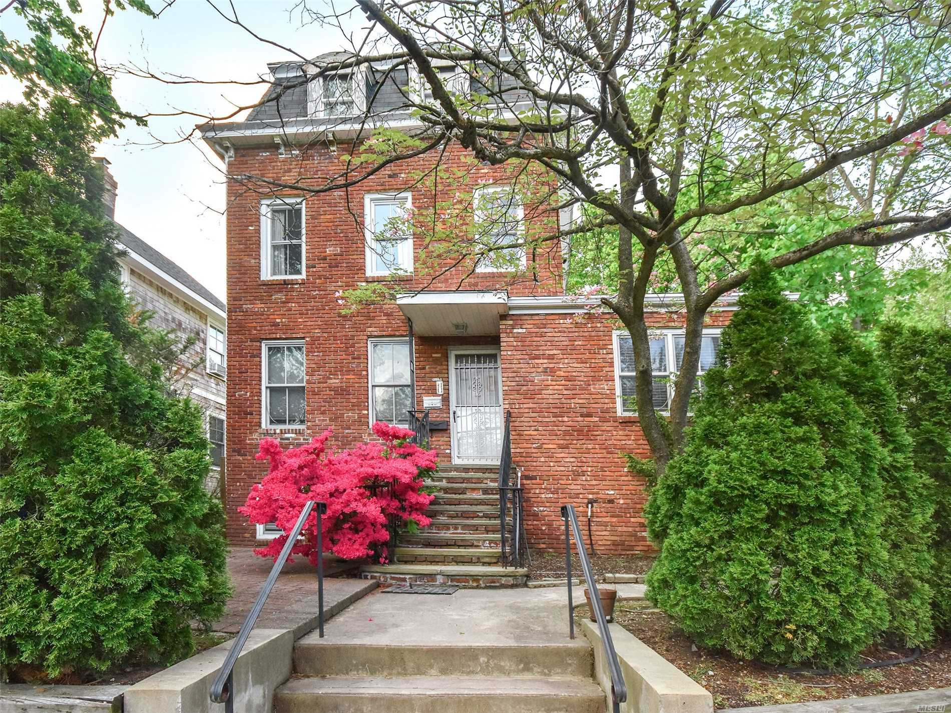 Beautifully Updated Sunny Second Floor Apartment with New Kitchen Including Granite Countertops and Stainless Steel Appliances. Your Own Private Washer/Dryer Is In The Apartment. Gleaming New Hardwood Floors Throughout. Large Bedroom and Full Bath With Tub Complete This Welcoming Abode. Use Of Brick Patio, Private Parking For One Car. One Cat Considered.