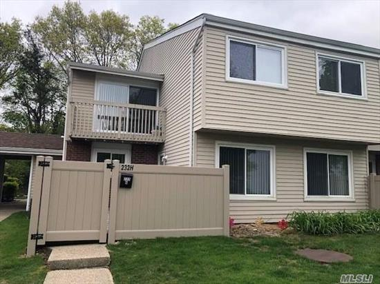 Sale may be subject to term & conditions of an offering plan. New to the market! Updated 3 bedroom 1 1/2 bath condo. Updates included Kitchen, full bath, cac, appliances and windows. Ideal location and close to all.