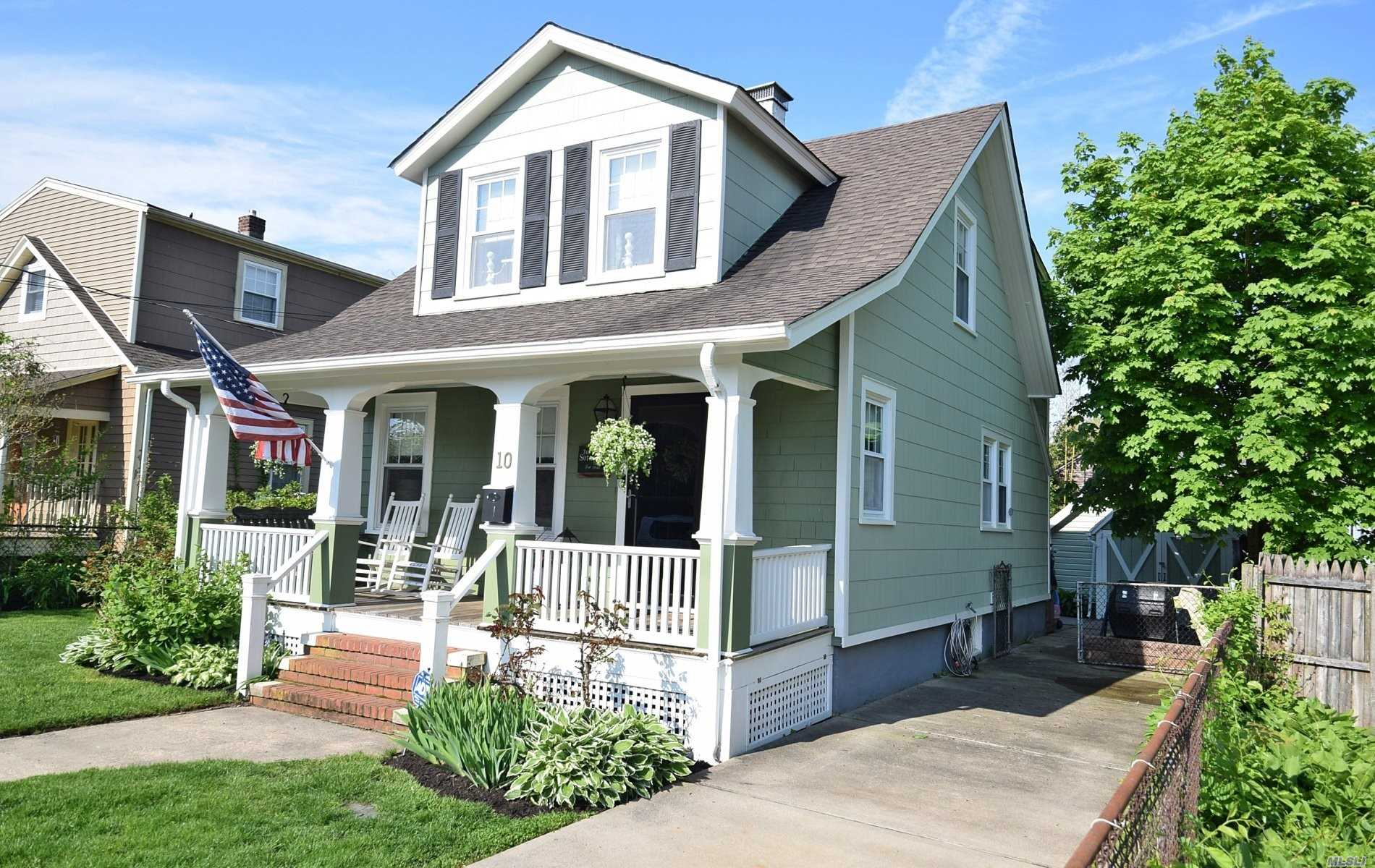 This is East Islip Charm Colonial Recently Renovated New Upgrades. 3 Bedrooms 2 Full Baths , Central Air , Sprinklers Front & Back. You will love this home. The photos tell you how perfect this home is. #homesweethome