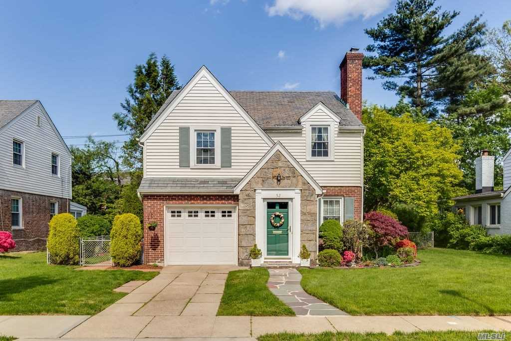 Hurry to preview this Pristine Colonial. New Kitchen, New Bathroom, New Furnace,  Hard wood floors, Screened Porch. Park in Garage and enter to your home.Great location and value. A must see.