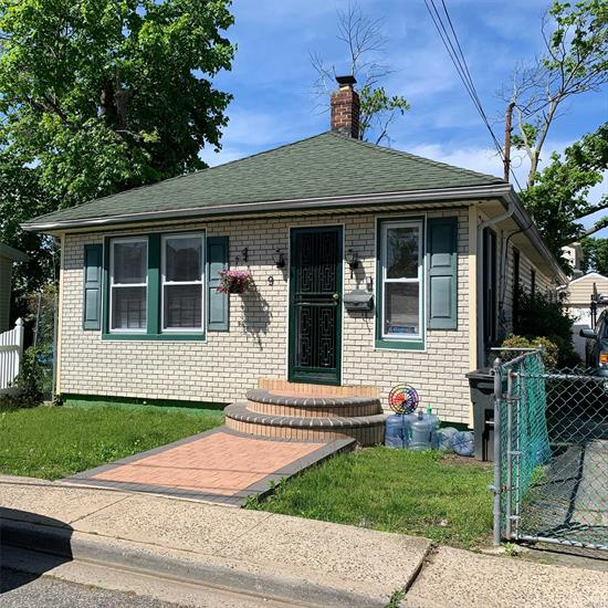 Ready for the Sun? This east facing, sunlit, cozy home has all the qualities of abundance & heart. Quaint, wall to wall carpeted home features 2 full sized bdrms, EIK & formal dinning room. No man cave here, but the SHE-shed awaits your personal feminine touches for quiet, breezy nights after long days. Lots of yard room for gardening, BBQs & entertaining w/ family & friends. Priced to sell quickly,  dont delay.