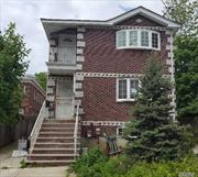 This 2 family home is totally renovated. All brick facade. Home was built in 2005. Close to F Train. Driveway (4-5 cars). Each room has hardwood flrs. Borders Jamaica Estate. Close to St Johns University. HAC units on every floor. Jamaica HS. Great Location. Priced to Sell. Too Good to Last.