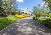 Exquisite Design & Exceptional Flair! Spectacular Award Winning Multi-level 5 Bdrm, 3.5 Beautiful Bath Contemp, Set In West Hills, Light- Filled Open Flr Plan & Walls of Glass Bring Gorgeous Backyard Into View. Wood floors, Att to every detail! Fab Mstr Suite Offers Enclosed Balcony, & Spa Bath W/ Dble Walk-In Shower, Soaking Tub, & Concrete Sink. Private-Breathtaking Yard: Reflecting Pool & Wtr Fall, Cstm Fire Pit , Built in Bbq With Patio. Radiant heat,  generator, 2 car gar. Too much to list