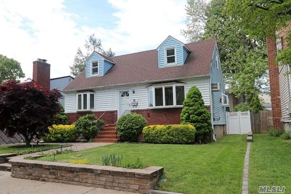 Welcome to this magnificent newly remodeled single family home in the heart of Manorhaven. This bright home features 4 large bedrooms along with 2 full marble bathrooms. The state of the art kitchen includes custom cabinetry, stainless steel appliances, and granite countertops. Beautiful white oak hardwood floors are used throughout first & second floor. Spacious family room has access to sliding doors into the lovely manicured backyard with patio. Access to Manorhaven Beach park and pool!