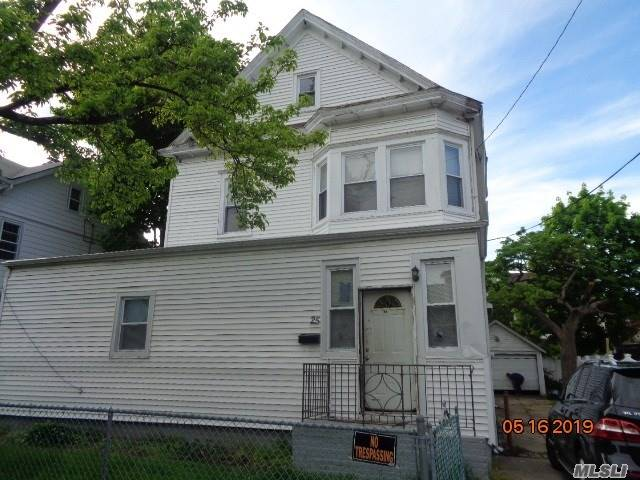 come see this large colonial 4 brs det 1 car gar bsmt 2 baths 2282 square feet