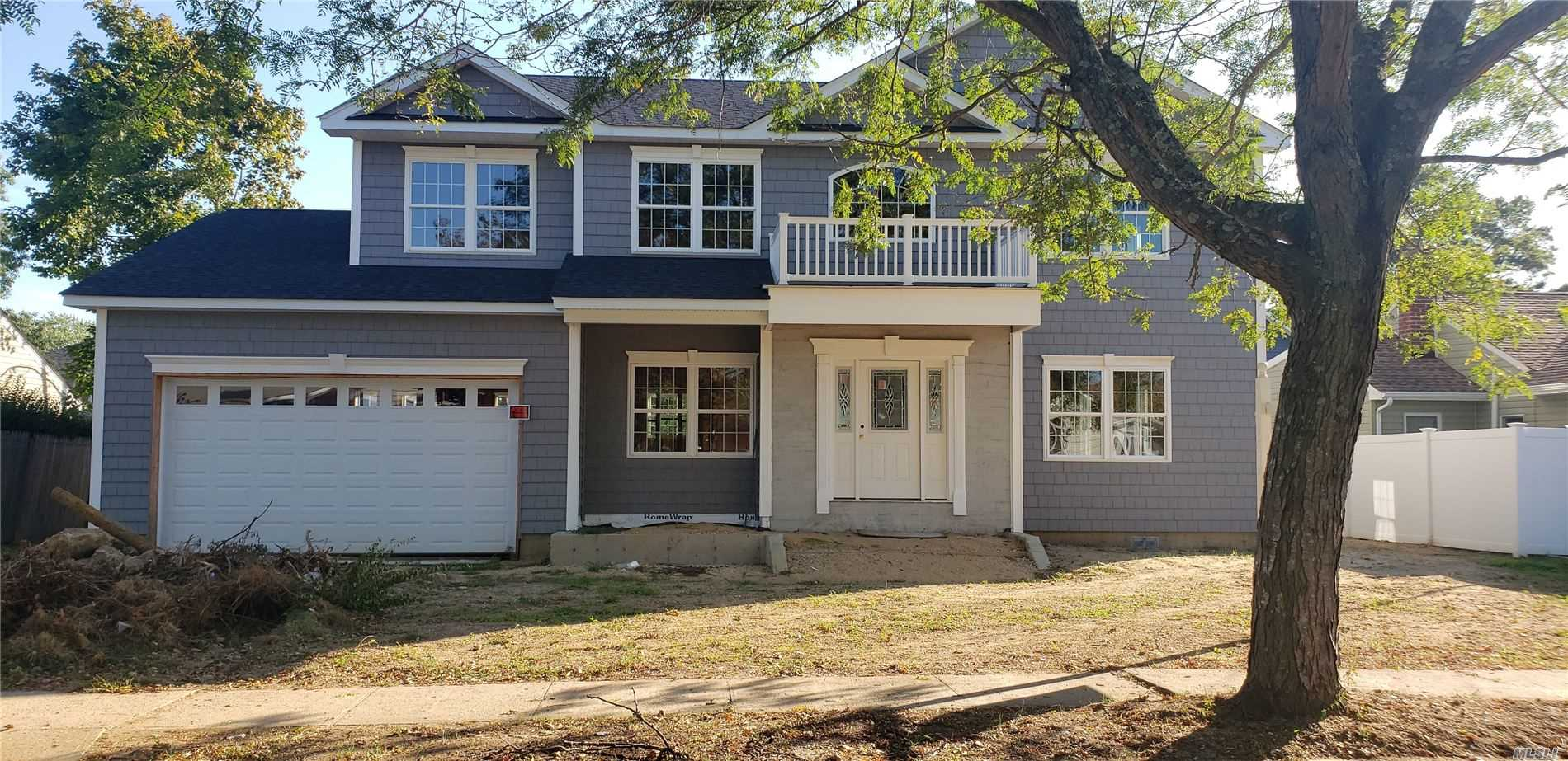 Oh Wow a Fabulous New Home can be Yours. This Grand Center Hall Colonial has it All with an Exception Open Floor Plan. Models Available for Workmanship! This CH Colonial Features: 2 Story EH, Fdr, Sitting Rm, Entertainment Rm w/Fplc, Custom Designed EIK w/CI, Granite Counters, 9ft Ceilings on 1st Flr,  A Awesome Master En Suite w/WIC & Designer Bath, 2nd Flr Laundry, 2 Zone Cac, Gleaming Hwflrs, Beautiful Mill Work, 2 Car Garage and a Great Backyard Setting...Make this Your Dream Home!