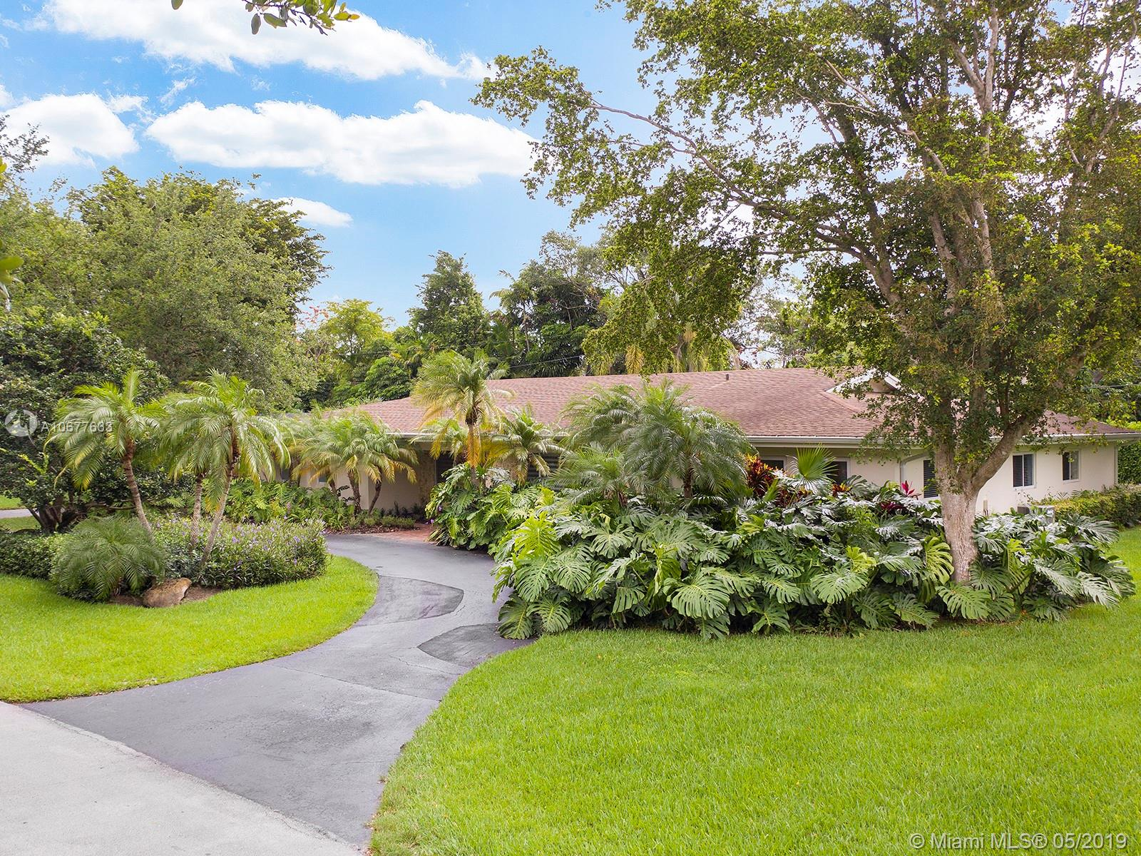 Gorgeous Updated Family Home On Desirable Central Pinecrest Half Acre<Br />Street. Large 4/3 With Fully Remodeled 2013 Renovation Which<Br />Includes: State-Of-The-Art Kitchen, Kid'S Work Space, Gorgeous<Br />Porcelain Floors, Impact Windows And Doors, All New Lighting, New<Br />Electrical, New Gas Grill, & More! Huge And Ideal Lush Private Yard<Br />And Pool-Patio Area. 2018 Ac Unit, 2006 Roof. Easy Walk To Pinecrest<Br />Schools.