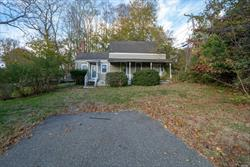 This 4-bedroom, 1.5-bathroom split-level home is now available in Suffolk County. This property has approximately 1, 854 square feet of living space, sits on roughly a 0.46 acre lot. A property you definitely don't want to miss!