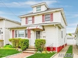 Beautiful 2 family - 2 over 3 bedroom with finished basement. This house can be called home. Huge lot size of 45 x 100. Close to Mass transit, The A train. Walk distance away from beautiful Rockaway beach. House need T.L.C.