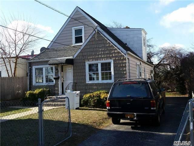 Nice Cape 4 Bedroom, 2 full baths, Living room, Dining room, new kitchen, finished Basement With Washer and drier.