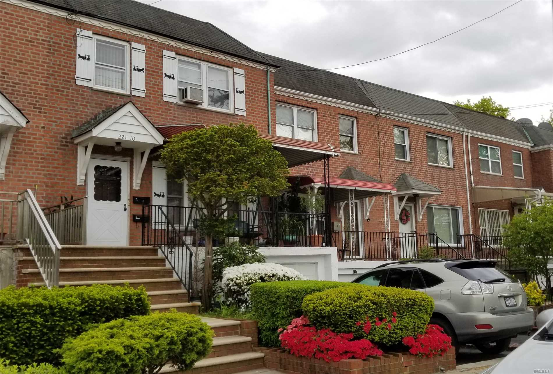 Bright & Updated House W/2 Family CO, Very Convenient Area Close to Schools ( PS 46, JHS 74, HS Cardozo, QCC), Bus Stops(Q27, Q88, Q30, QM5, QM35, QM8), Shopping Center,  Alley Pond Park, Easy to Access Major Highways