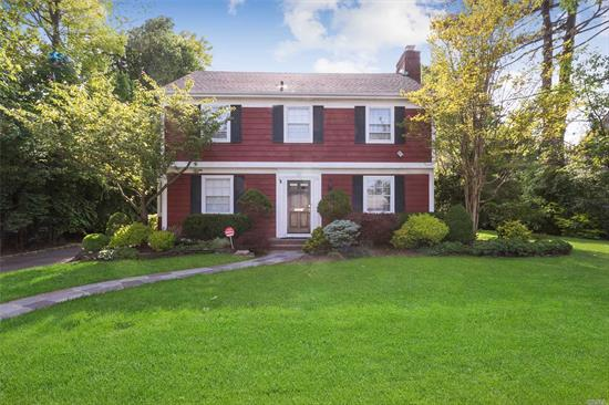Perfect Setting In Old Woodmere. Dead End Street With Large Lot 88X120( Lot # 21&76) Move In Condition Home With Room To Expand. Sd#14 .From the charming street appeal to the character-filled interior, this home is bursting with features that you are sure to love. There are 3 bedrooms and 2.5 baths , and a full basement. Beautiful Sun-lit Den. DEAD END STREET !! LOCATION !LOCATION LOCATION!!!Detached 2 car garage ! Master bedroom suite with FULL BATHROOM AND WALK IN CLOSET .