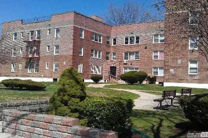 Well maintain 1 bedroom 1 full bath. Face east/South. Maintenance include Gas, Heat, Water.Close to all.