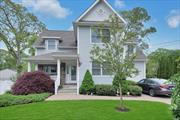 Pristine 3 Bdrm, 3 Full Baths Colonial, the owner spared no expense when building this home in 2011. EIK w Cesar Stone Counters & SS appliances. Dr/LR has sliders out to Trex Deck & Professionally Landscaped Back yard. Light, Bright & Airy Floorplan w Skylights and Lots of Windows. Full Basement w 9 Ft Ceilings, Part finished w Egress windows, separate electric panel & OSE. Great Location, close to all amenities. Many Extras... too much to list. Must See!!!