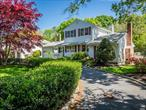 Meticulously Maintained Home South of Montauk in Country Village. Beautiful Den w/ Woodburning Fireplace and French Doors leading out to Private Deck, Eat-In Kitchen with Granite Countertops and Add'l Seating Area, Living Room w/ Electric Fireplace, Legal Office w/ Waiting Room and Half Bath (Easily converted back to 4th Bedroom/Master Suite), And Spacious Fenced in Yard w/ Park-Like Grounds. Star Rebate $1, 191.87