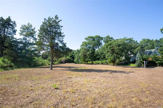 Prime .26 Acre building lot in coveted Camp Mineola just steps from private beach. Build your North Fork dream house in this classic North Fork beach neighborhood. Deeded beach rights, potential water views from the second floor. Strong's Marina just steps away for your boat. Neighboring lot, 305 Fay Court also for sale. These are two of the last lots available, location, location! Lot is comprised of one .21 acre lot and additional .05 acre lot. .05 acre lot must be used for green space only.