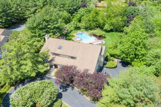 Sprawling Contemp Colonial In Prestigious Gated Community Set On Over Half Acre. This 6 Bdrm, 3.5 Bth Home Offers Spacious Sunlit Rms & Dble Entry Foyer. Perfect Flow For Entertaining. Grt Fam Rm W/Fireplace & Wood Flrs. Large Eat-in Kitchen. Mstr Suite W/Dressing Area. Full Fin Basement.Country Club Prop W/ Ig Heated Gunite Pool & Spa. Outdoor Kit & Wet Bar.3 Car Garage