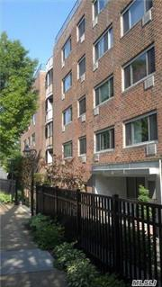 Top Floor Updated Terrace unit on quiet dead end street. Heat/HW/Gas included in maintenance. Close to LIRR/Winthrop/Etc. No Pets & No Smoking. Lots of closets with a large walk-in. 1 Outdoor parking spot available, waitlist for garage or second spot. Laundry on every floor. No minimum down payment.