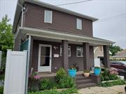 2 bed 2 bath home with many updates large garage centrally located