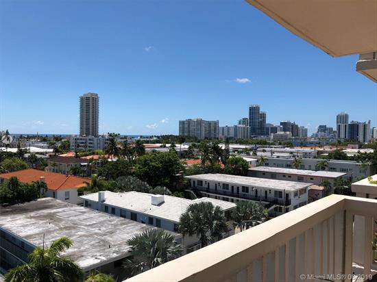 Miami Beach Studio With Balcony On The 7Th Floor With Unobstructed View To The City. This Property Will Be Auctioned. Search Property On Auction Com For Details & Pre-Auction Offer Opportunities. Decisions May Take 1 Week. Contact Agent Or Auction Vendor Directly For Info. 5% Buyer Premium ($2, 500 Minimum) Paid At Closing.