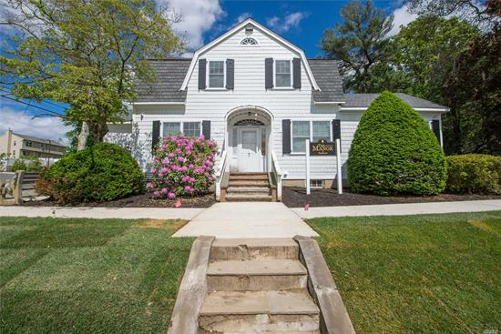 Brand new historic colonial Restored to perfection, 1 & 2 bedroom Luxury Apts boasts designer custom kitchen , w/stainless steel Appliances, laundry washer /dryer , Marble full bath , wood floors, hi hats throughout high ceilings, Dining/Living area, Ring doorbell servalance , 1st floor has patio and small yard, w/ storage cage in basement additional belongings, pvt parking spot, 2nd floor Apts comes with walk up attics for storage, and large pvt deck to entertain.Landlord Requires 700 Credit Score