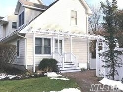 Adorable Apartment with 1 large Bedroom on 2nd floor; 1st floor is a great room