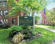 Pristine, Move in Ready, & Spacious 1 BR 2nd Floor Unit! This property features an Entry Foyer that Leads to the Oversized, Light, Bright, & Airy 12 x 19 LR/Dining Area combo. Updated Kitchen with Breakfast Bar, Large 11x15 MBR, TONS of Closets Gleaming Hardwood Floors Throughout, Conveniently Located to Centre Ave LIRR/Shopping/Restaurants. Laundry on Premises. 1 parking spot available at add'l monthly charge. Quick Occupancy Available! You Don't Want to Miss This One!