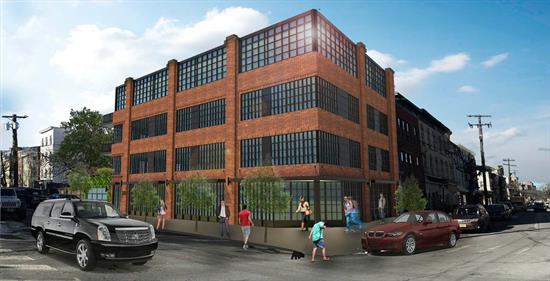 Land and Approvals for new Mixed use building. 9 residential units above ground floor commercial space and parking.