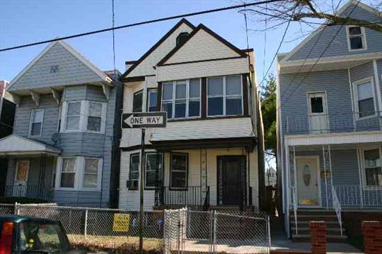 WELL KEPT 2 FAMILY ON QUIET STREET. PRICED TO SELL. VALUE VALUE VALUE. YOU ARE NOT GOING TO FIND A LESS EXPENSIVE 2 FAMILY IN THE AREA.
