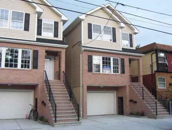 NEW CONSTRUCTION, ALL HARDWOOD FLOORS AND GRANITE COUNTERTOPS AND CERAMIC TILE KITCHEN. BUSES TO LIGHT RAIL ON BLOCK. NEAR HUDSON MALL. IN UNIT WASHER DRYER HOOKUPS. TEMPORARILY OFF MARKET.