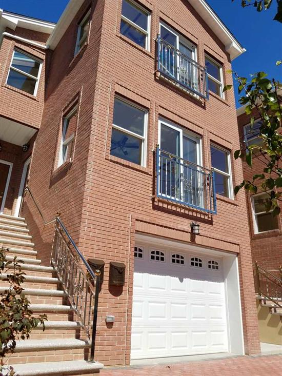 Come see this very spacious 2 family new construction in the desired Jersey City Are. Close to all major transportation hubs. Great price, great location. 5 year tax abatement.