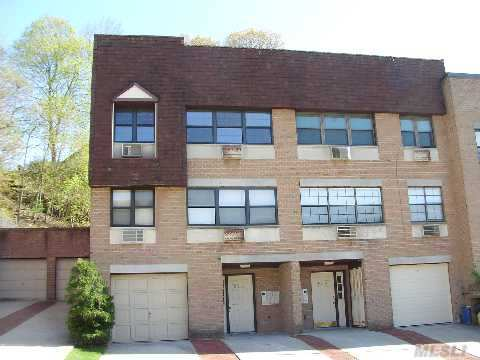 Updated Duplex W/Hardwood Floors On 1st Floor. Basement  Finished With Tiles. 2Parking Spaces Are  Included. Excellent  Sd#26(Ps221, Ms67, Hs Cardozo). Convenient To All; Exp Bus To Manhattan And Q30, Near Shopping Mall...Etc.