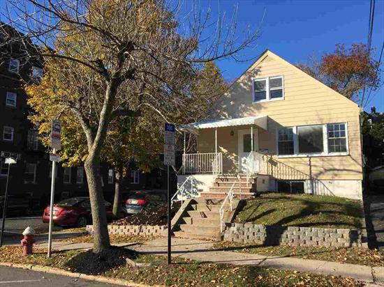 Newly renovated 3-family located in quiet Bergen Point section of Bayonne. Only a few blocks to Bergen Light Rain Train Station, shops, and restaurants. Turnkey property- ready for owner occupant or investor. Unit 1: Garden Level/Ground floor with of 2 bedrooms. Unit 2: 2 bedroom with private entrance from front of home, renovated kitchen, stainless appliances, hardwood floors. Perfect for owner or renter. Unit 3: Large 1 bedroom, kitchen and bathroom.