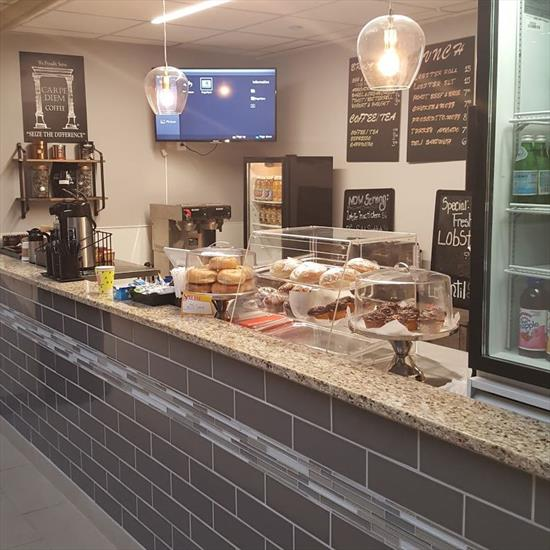 Corporate cafe located in a corporate building in Secaucus, NJ. Established for 30 years. 500 sqft., newly renovated. Seating area for 30 seats is located in a common area. Restrooms are maintained by the building. This is the only eatery in the entire building. There is 2 years left on the lease at 0 rental fee; and the remaining 3 years has a rental fee of $300/month. There are no other charges. There is plenty of room for increasing this business with delivery, catering, and expanding the menu. The present hours are 8am - 2pm (opportunity to stay open longer) and closed Saturday and Sundays. The owner has full time employment and no time for the business. The place is not being utilized to its capacity.