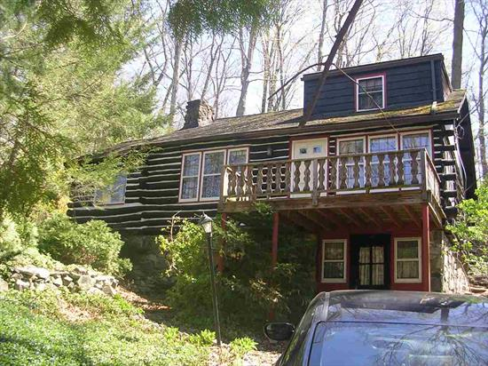 This 1939 Home Located in the Fabulous Cupsaw Lake Area offers Infinite Possibilities! Large Living Room with Wood Burning Fireplace, Three Bedrooms plus Two Dens, One Bath! This Home sits on approximately Half an Acre of Land that has Endless Opportunities! Great Chance for the Right Buyer!