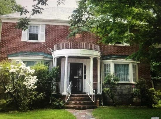 Lovely Colonial With 4 Bedrooms, 2.5 Baths, Fireplace, Large Home, Lovely Natural Light, Wood Floors, Large Bedrooms, Quiet Location, Good Credit, Income Required, Pets Allowed