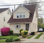 Prime location at Bayside, minutes to Park, LIRR, Bell Blvd, schools, shops, restaurants. Excellent school district 26. R3X Zone! House is well maintained, Facing East. new boiler, new electric panel, roof and siding in excellent condition. Features 4 Brs, 3 Full Baths, formal dining room, hardwood floor, fireplace to save well on gas bills. Plenty of storage. Full basement with separate entrance. Big deck, steel shed. Private parking. Prospective buyer should verify all info by self.
