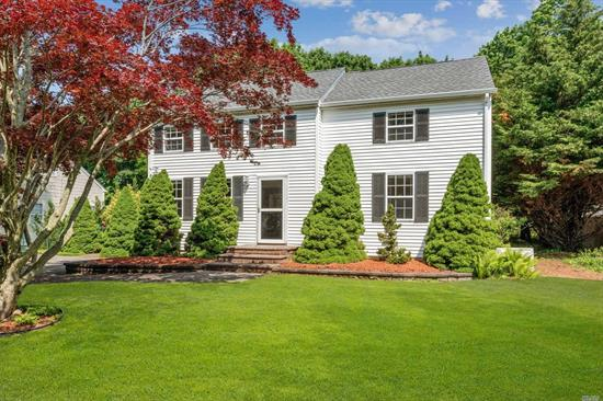Spacious 3 Bedroom, 2 Bath Open Layout With Gourmet Eat-In Kitchen In A Quiet Greenport Neighborhood. Home Also Features Wood Floors, Large Artist Studio (Easy Conversion To Another Bedroom), Finished Basement, Deck & Patio Overlooking Lush Garden Sanctuary.