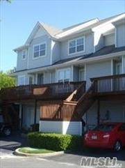Priced to sell, needs your personal touches. Tenant occupied but well cared for, great floor plan and private back yard. Near community pool and tennis ct. Located near Village of Port Jefferson with numerous restaurants, cultural activities, shopping and more. Enjoy beaches, ferries and marina for summer fun. Convenient to train into Manhattan or all North Shore towns. Hospitals near by: Mather, St. Charles, and of course the community of Stony Brook's Medical Center and University.