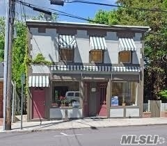 Property Is Being Sold With An Existing Retail Lease W An Additional 4 Years Left And Option To Renew. Apartment Is Vacant At This Time . Perfect For Owner And End User. Owner Will Hold The Note On This Mortgage At 7% Rate Mixed Use 2/ 1 Bath Apartment W W/D , Cac, Balcony , Full Kitchen Ss Appliances. Great Location In The Heart Of Port Jefferson Village-