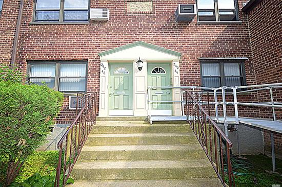 Beech Hills Renovated One Bed Room Upper Unit. New Kitchen Granite Countertops/Marble Floors Large Living Room/DR. Updated Bathroom, Attic For Storage, Non Assigned Parking Lot In Rear Of Building. Close To All Transportation.