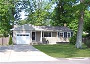 spectacular home with all the bells and whistles. rare ranch w/garage and basement sub 300k in area. don't miss this one